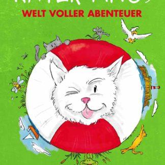 Kater Pinos Gutenachtgeschichten Band 1 Cover
