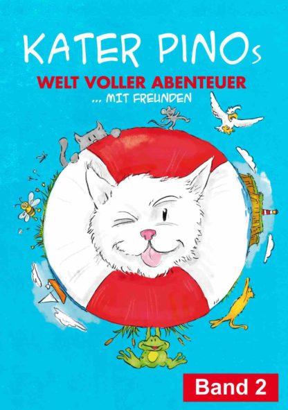 Kater Pinos Gutenachtgeschichten Band 2 Cover