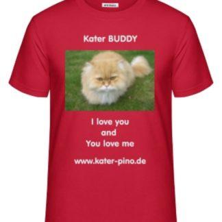 Tshirt Kater Buddy