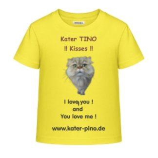 T-Shirt Kater Tino